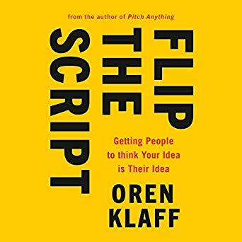 flip the script oren klaff